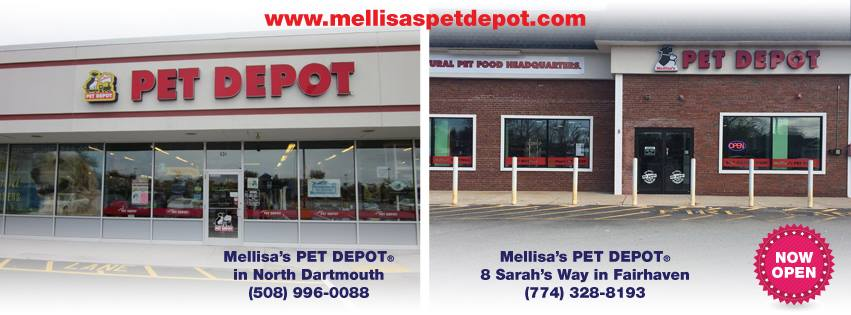 Mellisa's Pet Depot Pet care store fronts