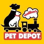 Mellisa's Pet Depot Logo